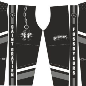 Pantalon de match «Fossoyeurs»