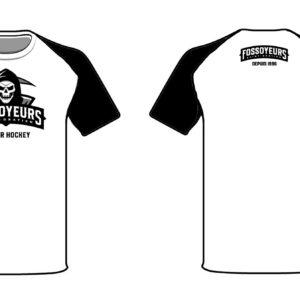 T-Shirt Adulte «Logo Fossoyeurs»