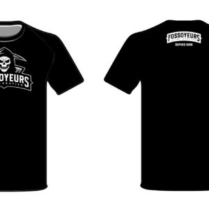 T-Shirt Enfant «Logo Fossoyeurs»